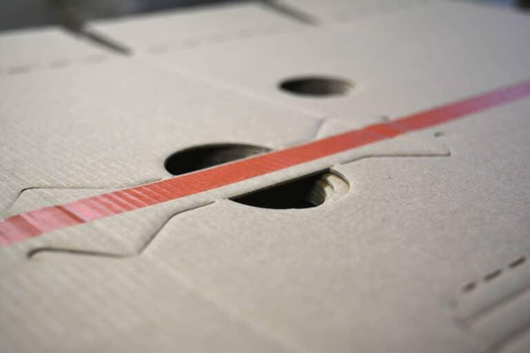 Rivkedja förpackning e-handel