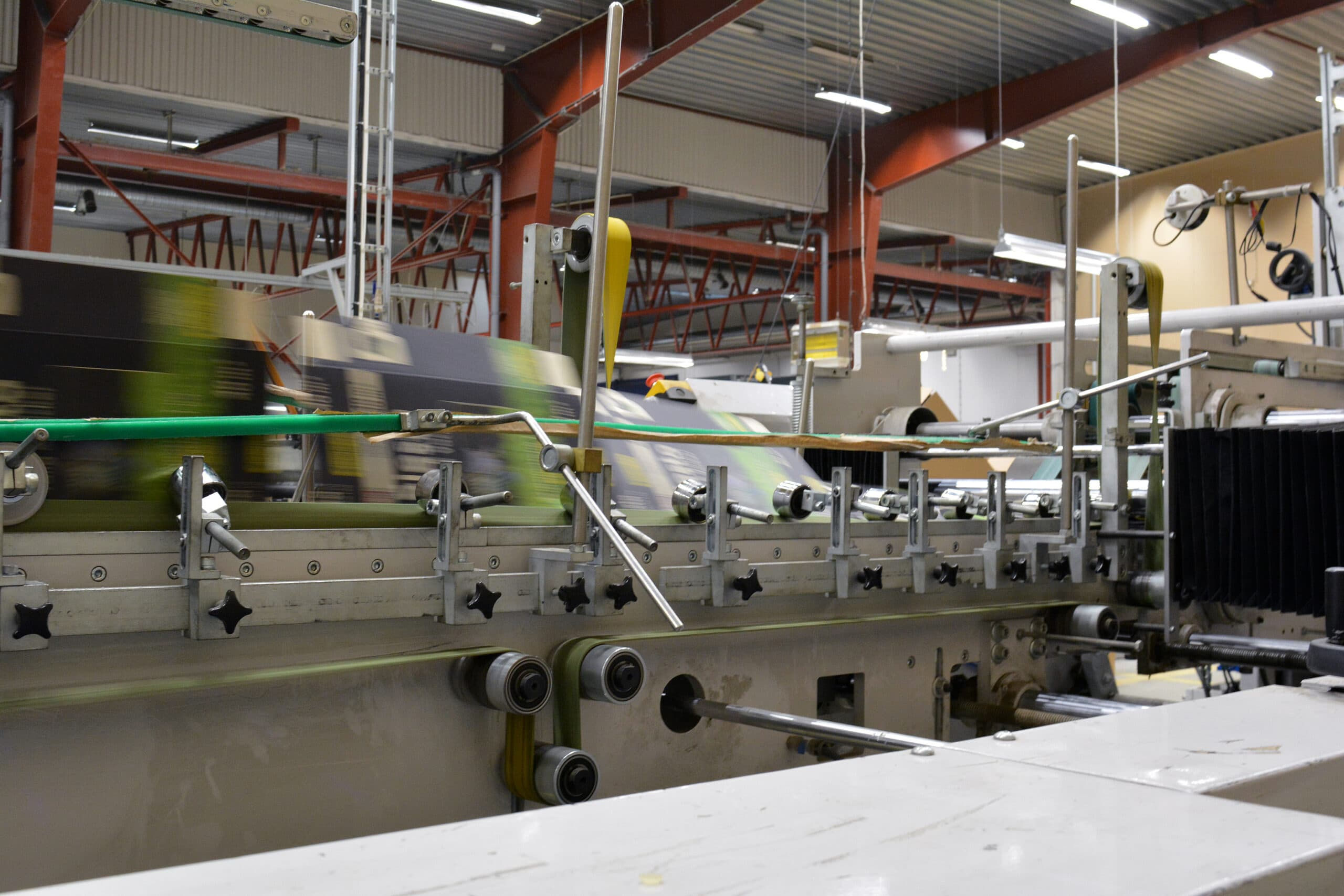 FrontPac produktion